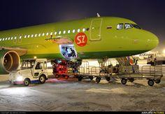 Night Flight - S7 A320