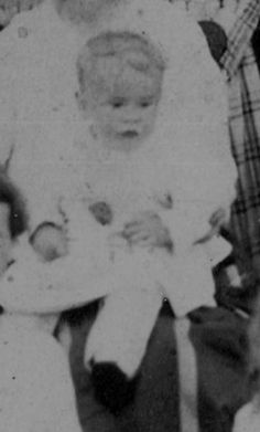"""Wayne Everett Short (1918-1920). Born to """"Lena"""" Alberding and George Short. He died, along with his Mother and older brother, during the worldwide influenza epidemic."""