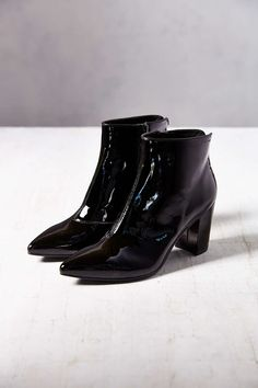 Vagabond Saida Patent Leather Boot - Urban Outfitters