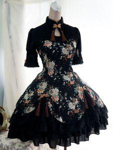 Lolita Vestidso, gothic lolita vestidos - página 20 - Lolitashow.com