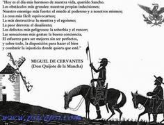 Don Quijote - la vida
