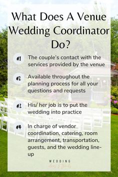 Check out this post and get the answer to this important question, what does a venue wedding coordinator do? and what is the difference between a planner and a coordinator? The duties and roles of your venue wedding coordinator are something to consider. All about the pros and cons of choosing a venue wedding coordinator over hiring a wedding planner. Weddings professionals' answers may surprise you. Budget Wedding, Wedding Planner, Wedding Ideas, Personalised Wedding Invitations, Personalized Wedding Gifts, Wedding Coordinator, Wedding Venues, Wedding Planning Timeline, Wedding Giveaways