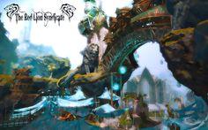 Guild wars 2 Wallpaper  by ~Nightseye