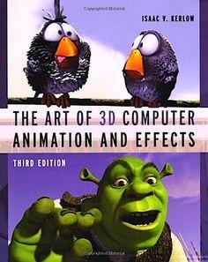 Computer Animation and Imaging by Isaac Victor Kerlow. Pixar, Dreamworks Skg, Walt Disney, Simpsons Episodes, Computer Animation, 3d Animation, School Of Visual Arts, New York Art, Live Action
