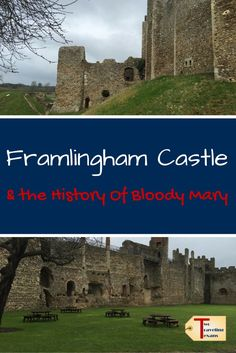 A travel blog about visiting Framlingham Castle, which was built in the 12th century, and learning about its history.