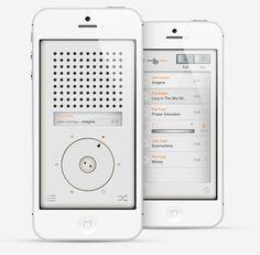 T3 Player App - Minimalissimo