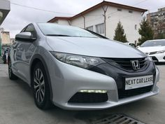 Honda Civic 5D 1.6 i-DTEC Confort MT (115)