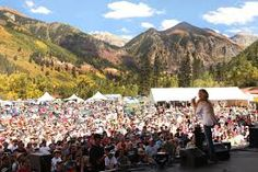Our Festivals are the Best! Telluride Blues and Brews