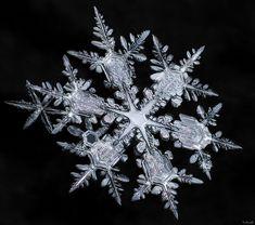 Starburst Snowflake   Flickr - Photo Sharing!