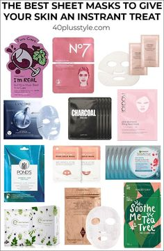 Best sheet masks and face masks to give your skin an instant treat Best Sheet Masks, Best Masks, Best Face Mask, Diy Face Mask, Face Masks, Aloe Vera Mask, Beauty Spells, Turmeric Mask, Face Mask For Pores