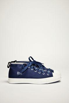Wtaps Canvas Sneaker Navy