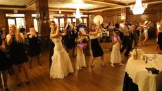#YitEntertainment Kicked off the new year at #Maggianos in Washington, DC for Julia and Luke's Ceremony and Wedding Reception