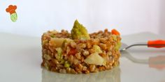 Farro al broccolo romanesco - greenMe