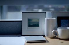 framed polaroid. (tara thayer)