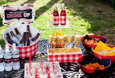 BBQ party ideas from HWTM