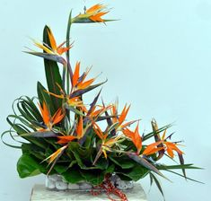 Arreglos florales en el Club Lucy Andress - Edicion Impresa - ABC ...