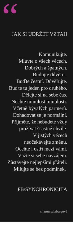 synchronicity, synchronicita, , naplněný život, osobní rozvoj. láska Girl Quotes, Words Quotes, Love Quotes, Quotes About Love And Relationships, True Facts, Love Your Life, Life Savers, Positive Vibes, Slogan
