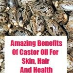 Amazing Benefits Of Castor Oil For Skin, Hair And Health