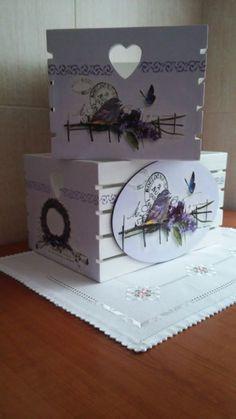 Декоративные ящики. - Фото 5
