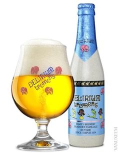 Beers: DELIRIUM Tremens