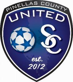 Pinellas County United SC (Florida) Conf: Sunshine  #PinellasCountyUnitedSC #Florida #WPSL (L10130)