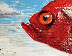 """Check out new work on my @Behance portfolio: """"BIG FISH"""" http://be.net/gallery/35263409/BIG-FISH"""
