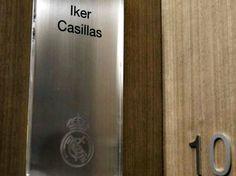 Iker Casillas's Room