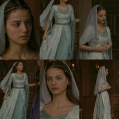 Nurbanu Sultan, Nalu, Little Sisters, Fashion History, Medieval, Costumes, Princess, Fictional Characters, Inspiration