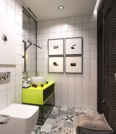 Captivating A Pair Of Super Small Apartments With Dazzling Neon Accents | Small  Apartments, Apartments And Tiny Apartments