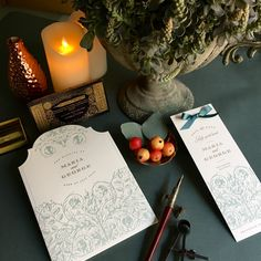 Pocketfold Invitations, Wedding Invitations, Paper Goods, Wedding Stationery, Wedding Planning, Castle, Table Decorations, Puzzle, Instagram