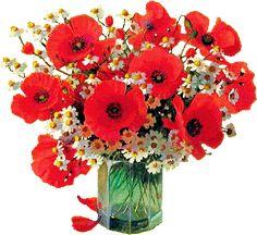 un bouquet de campagne