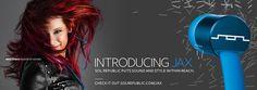 Introducing, SOL Republic's latest product.  JAX earphones.