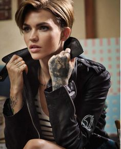 Ruby Rose More