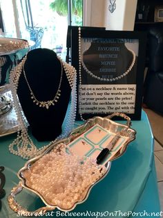 """A Fabulous """"Breakfast at Tiffany's"""" Brunch Event & Party"""