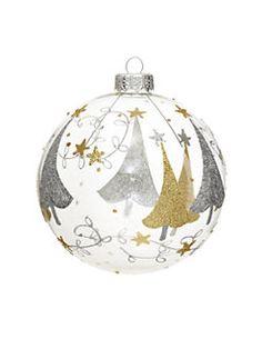Andrey Filatov - Glass Ball Ornament