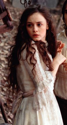 Alexis Bledel (Winifred 'Winnie' Foster) - Tuck Everlasting directed by… Tuck Everlasting, Female Character Inspiration, Story Inspiration, Alexis Bledel, Gilmore Girls, Rory Gilmore, Female Characters, Anastasia, The Dreamers