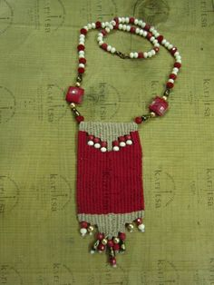 micro weaving handmade jewelry