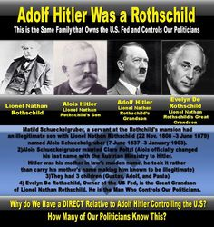 The Truth About The Nazi Clinton Bush Crowley Rothschild Windsors Pedophile Masonic Cult