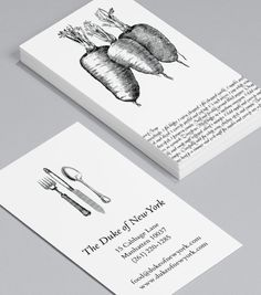 Mother's secret recipes: restaurant owners, food lovers, gastro pubs, cafes, food bloggers and anyone else who feel passionate about traditional British cuisine will find these standard Business Cards right up their culinary cul-de-sac. #moocards #businesscard