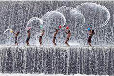 Splash of fun by jihhaur lio