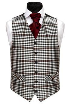Burns Tartan, whatever that is, waistcoat. Rather spiffy. $102