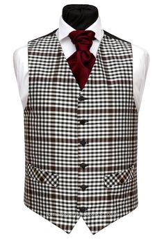 Burns Tartan, whatever that is, waistcoat. Rather spiffy. $102