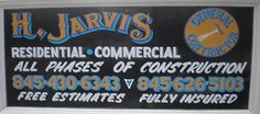 H. Jarvis General Contractor Hudson Valley, NY