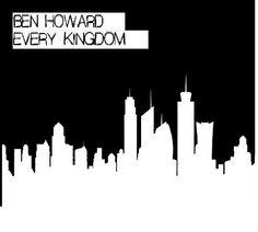 My ben howard albim design