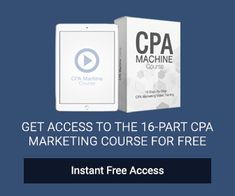 You can get free access to 16 step-by-step training videos  to show you how to start making money online through  CPA offers today