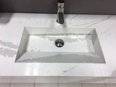 Superb Cambria Britanicca With An Integrated Sink