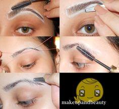 Eyebrows Tricks