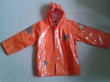 BNWT Yeo Mini's raincoat mac hedgehog design for girl or boy age 3-5