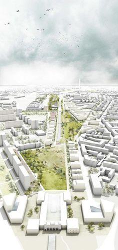 Stadtraum Bayerischer Bahnhof   LOIDL Landscape Architects   Jorg Wessendorf  2013