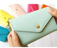 Mint Green Phone Bag Purse